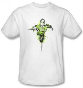 Camiseta de Hal Jordan de Green Lantern - Las mejores camisetas de Green Lantern - Camiseta de Linterna Verde de DC