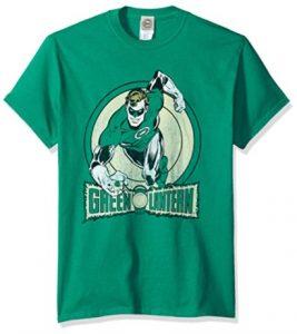 Camiseta de Hal Jordan de Linterna Verde - Las mejores camisetas de Green Lantern - Camiseta de Linterna Verde de DC
