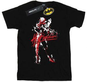Camiseta de Harley Quinn Hi Puddin - Las mejores camisetas de Harley Quinn - Camiseta de Harley Quinn de DC