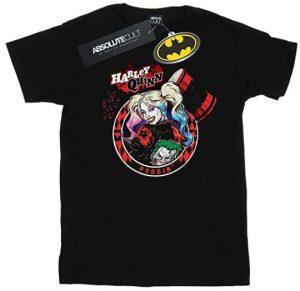 Camiseta de Harley Quinn con mazo - Las mejores camisetas de Harley Quinn - Camiseta de Harley Quinn de DC