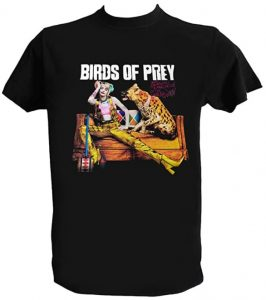 Camiseta de Harley Quinn de Birds of Prey - Las mejores camisetas de Harley Quinn - Camiseta de Harley Quinn de DC