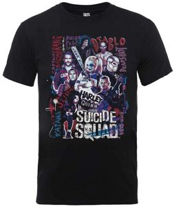 Camiseta de Harley Quinn de Suicide Squad - Las mejores camisetas de Harley Quinn - Camiseta de Harley Quinn de DC