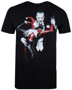 Camiseta de Harley Quinn y el Joker - Las mejores camisetas de Harley Quinn - Camiseta de Harley Quinn de DC
