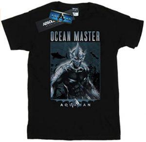 Camiseta de Ocean Master - Las mejores camisetas de Aquaman - Camiseta de Aquaman de DC