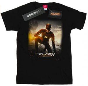 Camiseta de The Flash Justice League - Las mejores camisetas de Flash - Camiseta de The Flash de DC