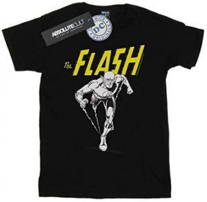 Camiseta de The Flash - Las mejores camisetas de Flash - Camiseta de The Flash de DC