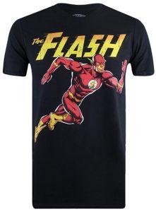 Camiseta de The Flash comic - Las mejores camisetas de Flash - Camiseta de The Flash de DC