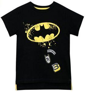 Camiseta de logo amarillo de Batman - Las mejores camisetas de Batman - Camiseta de Batman de DC