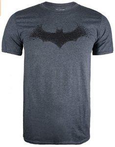 Camiseta de logo clásico de Batman - Las mejores camisetas de Batman - Camiseta de Batman de DC
