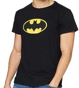 Camiseta de logo de Batman - Las mejores camisetas de Batman - Camiseta de Batman de DC