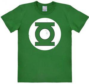 Camiseta de logo de Green Lantern - Las mejores camisetas de Green Lantern - Camiseta de Linterna Verde de DC