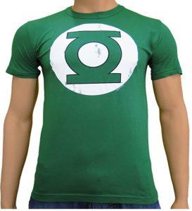 Camiseta de logo de Linterna Verde - Las mejores camisetas de Green Lantern - Camiseta de Linterna Verde de DC