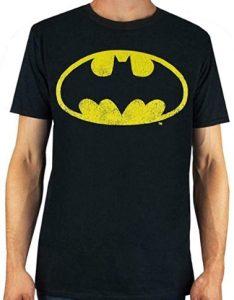 Camiseta de logo grande de Batman - Las mejores camisetas de Batman - Camiseta de Batman de DC