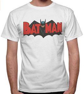 Camiseta de logo vintage de Batman - Las mejores camisetas de Batman - Camiseta de Batman de DC