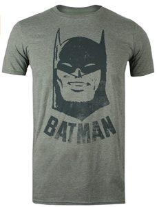 Camiseta de máscara de Batman - Las mejores camisetas de Batman - Camiseta de Batman de DC