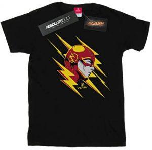 Camiseta de máscara de Flash - Las mejores camisetas de Flash - Camiseta de The Flash de DC