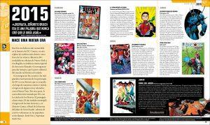 DC Comics Crónica Visual Definitiva - Las mejores enciclopedias de superhéroes y villanos de DC - Página 1
