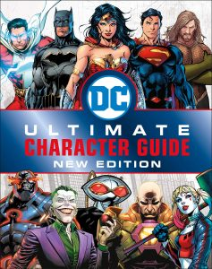 DC Comics Ultimate Character Guide en inglés - Las mejores enciclopedias de superhéroes y villanos de DC - Enciclopedia de DC