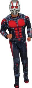Disfraz de Ant-man para adultos Multitalla 3 - Los mejores disfraces de Ant-man - Disfraz de Ant man de Marvel