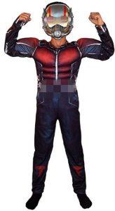 Disfraz de Ant-man para niños Multitalla 2 - Los mejores disfraces de Ant-man - Disfraz de Ant man de Marvel