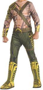 Disfraz de Aquaman para niños Multitalla 2 - Los mejores disfraces de Aquaman - Disfraz de Aquaman de DC
