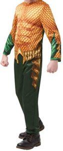 Disfraz de Aquaman para niños Multitalla 3 - Los mejores disfraces de Aquaman - Disfraz de Aquaman de DC