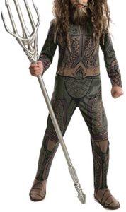 Disfraz de Aquaman para niños Multitalla 4 - Los mejores disfraces de Aquaman - Disfraz de Aquaman de DC
