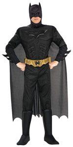 Disfraz de Batman para adultos Multitalla 2 - Los mejores disfraces de Batman - Disfraz de Batman de DC