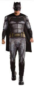 Disfraz de Batman para adultos Multitalla JL - Los mejores disfraces de Batman - Disfraz de Batman de DC
