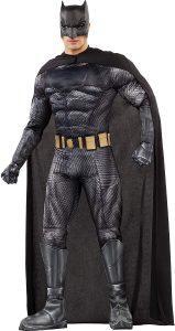 Disfraz de Batman para adultos Multitalla - Los mejores disfraces de Batman - Disfraz de Batman de DC