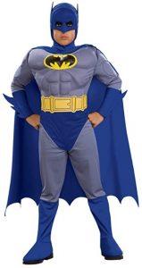 Disfraz de Batman para niños 3-4 años 2 - Los mejores disfraces de Batman - Disfraz de Batman de DC