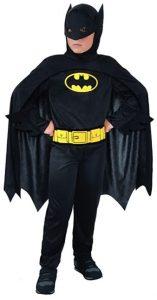 Disfraz de Batman para niños 3-4 años - Los mejores disfraces de Batman - Disfraz de Batman de DC