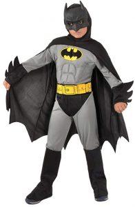 Disfraz de Batman para niños Multitalla 2 - Los mejores disfraces de Batman - Disfraz de Batman de DC