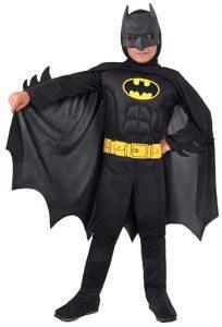Disfraz de Batman para niños Multitalla 3 - Los mejores disfraces de Batman - Disfraz de Batman de DC
