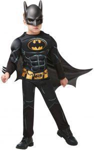 Disfraz de Batman para niños Multitalla - Los mejores disfraces de Batman - Disfraz de Batman de DC