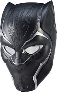 Disfraz de Black Panther - Casco electrónico de Black Panther