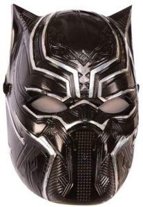 Disfraz de Black Panther - Máscara de Black Panther