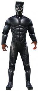 Disfraz de Black Panther para adultos Multitalla 2 - Los mejores disfraces de Black Panther - Disfraz de Pantera Negra de Marvel
