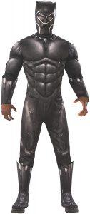 Disfraz de Black Panther para adultos Multitalla 3 - Los mejores disfraces de Black Panther - Disfraz de Pantera Negra de Marvel