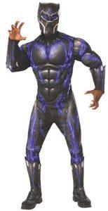 Disfraz de Black Panther para adultos Multitalla - Los mejores disfraces de Black Panther - Disfraz de Pantera Negra de Marvel