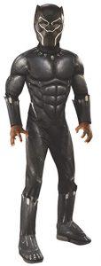 Disfraz de Black Panther para niños Multitalla 3 - Los mejores disfraces de Black Panther - Disfraz de Pantera Negra de Marvel