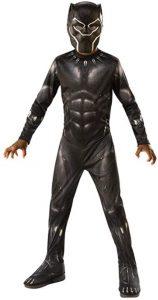 Disfraz de Black Panther para niños Multitalla 4 - Los mejores disfraces de Black Panther - Disfraz de Pantera Negra de Marvel