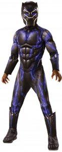 Disfraz de Black Panther para niños Multitalla 6 - Los mejores disfraces de Black Panther - Disfraz de Pantera Negra de Marvel