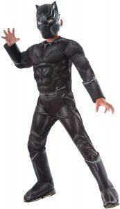 Disfraz de Black Panther para niños Multitalla 7 - Los mejores disfraces de Black Panther - Disfraz de Pantera Negra de Marvel