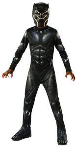 Disfraz de Black Panther para niños Multitalla - Los mejores disfraces de Black Panther - Disfraz de Pantera Negra de Marvel