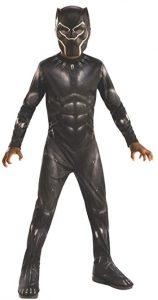 Disfraz de Black Panther para niños Talla única - Los mejores disfraces de Black Panther - Disfraz de Pantera Negra de Marvel