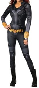 Disfraz de Black Widow para adultos Multitalla 3 - Los mejores disfraces de Black Widow - Disfraz de Viuda Negra de Marvel