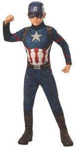 Disfraz de Capitán América para niños Multitalla - Los mejores disfraces de Capitán América - Disfraz de Capitán América de Marvel