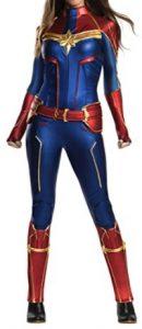 Disfraz de Capitana Marvel para adultos Talla única - Los mejores disfraces de Capitana Marvel - Disfraz de Carol Danvers de Marvel