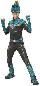 Disfraz de Capitana Marvel para niñas Multitalla 4 - Los mejores disfraces de Capitana Marvel - Disfraz de Carol Danvers de Marvel